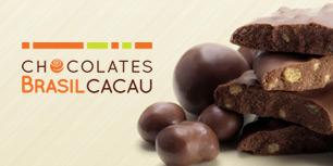 Website Chocolates Brasil Cacau